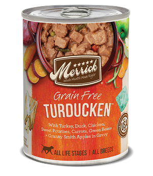 Merrick Turducken 12.8oz 12 Count Case