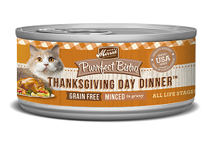 Merrick Thanksgiving Day Dinner Cat 5.5oz 24 Count Case