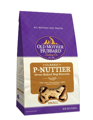 Old Mother Hubbard P-Nuttier Small, 20oz Package