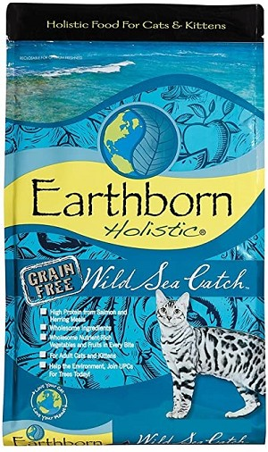 Earthborn Wild Sea Cat 14lb